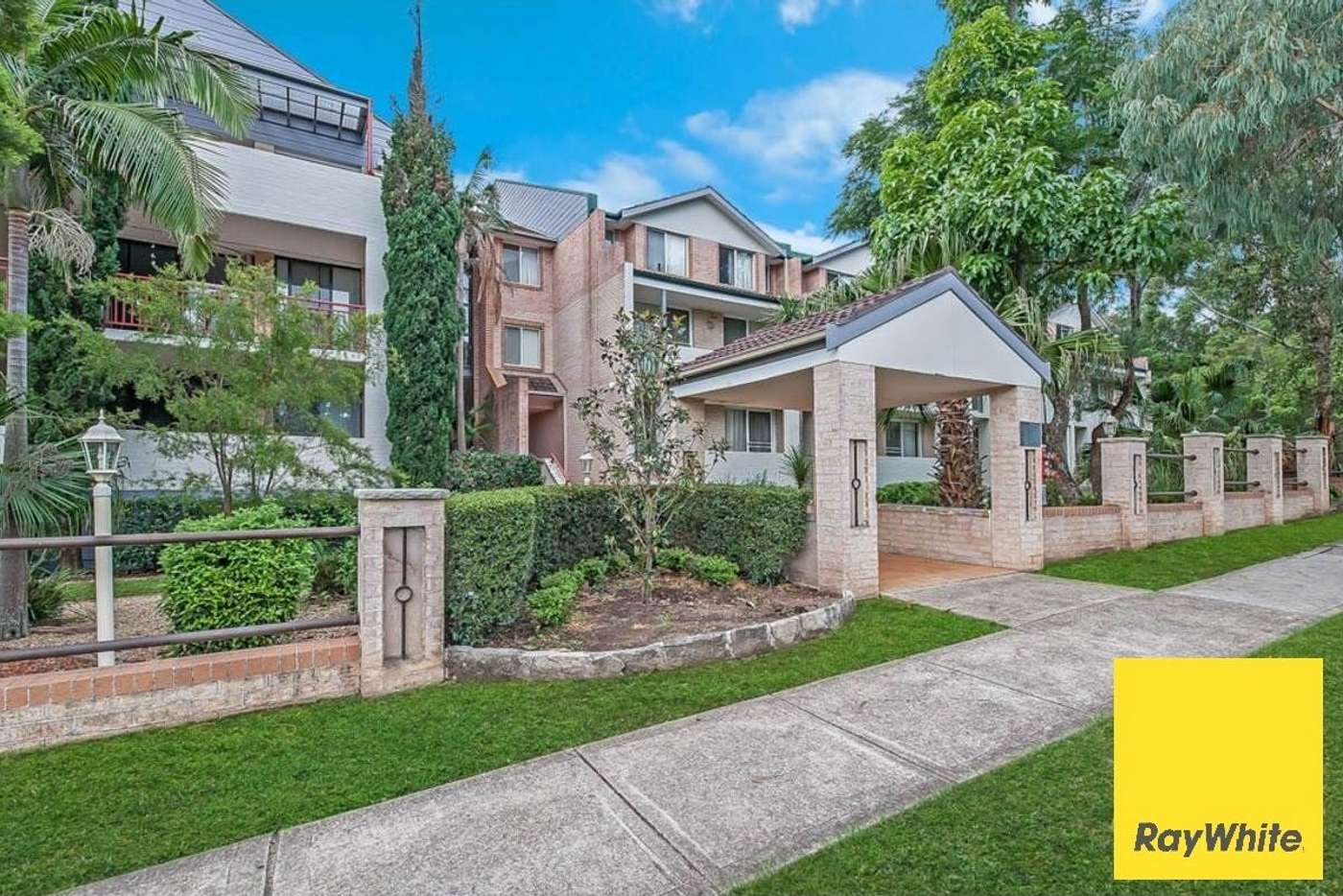 Main view of Homely unit listing, 31/1-7 Hume Avenue, Castle Hill NSW 2154