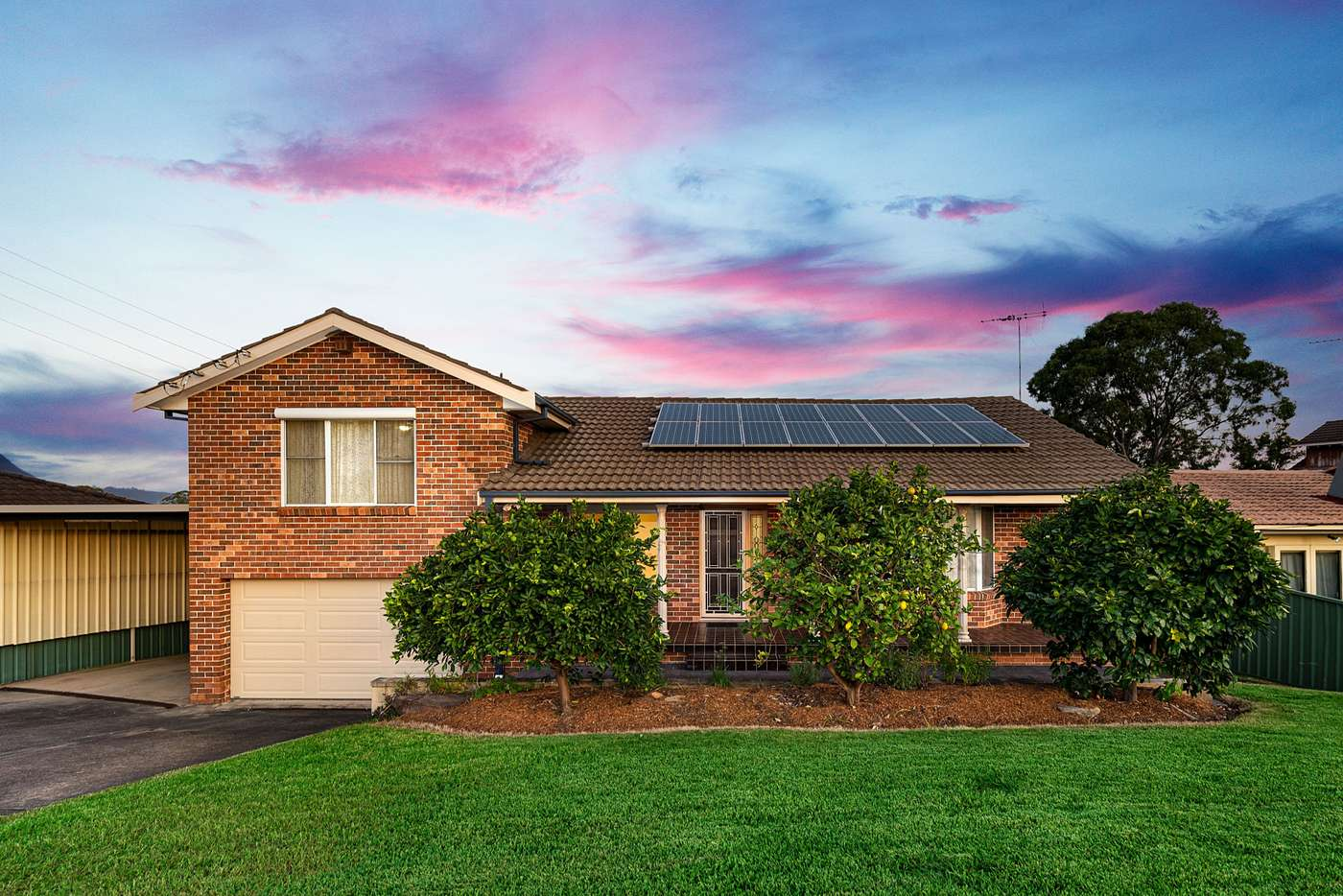 Main view of Homely house listing, 35 Topaz Crescent, Seven Hills NSW 2147