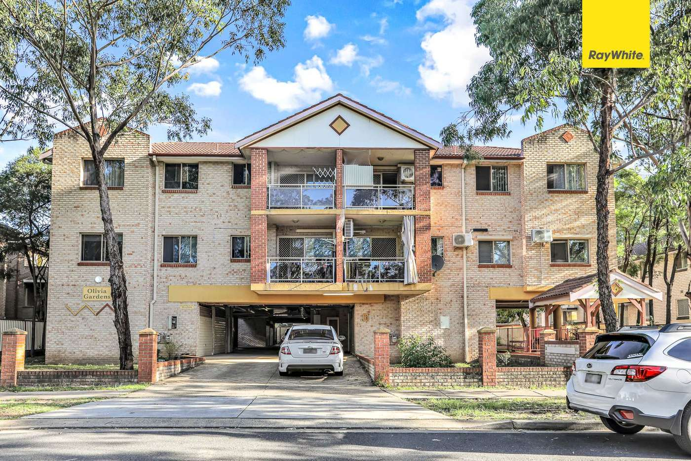 Main view of Homely apartment listing, 6/26-28 Paton Street, Merrylands NSW 2160