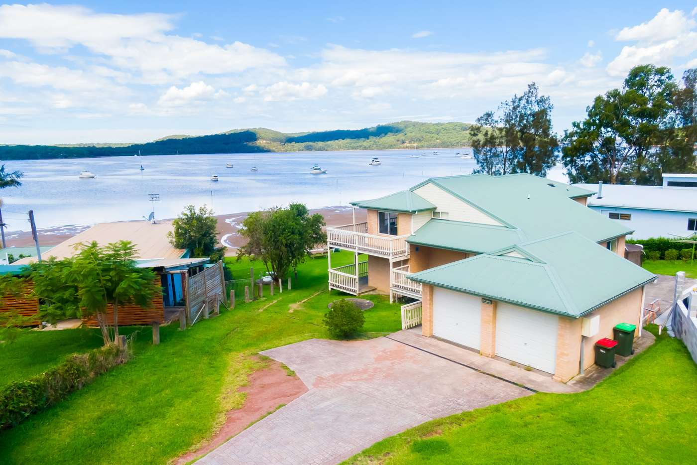 Main view of Homely house listing, 24 Merriwa Boulevard, North Arm Cove NSW 2324