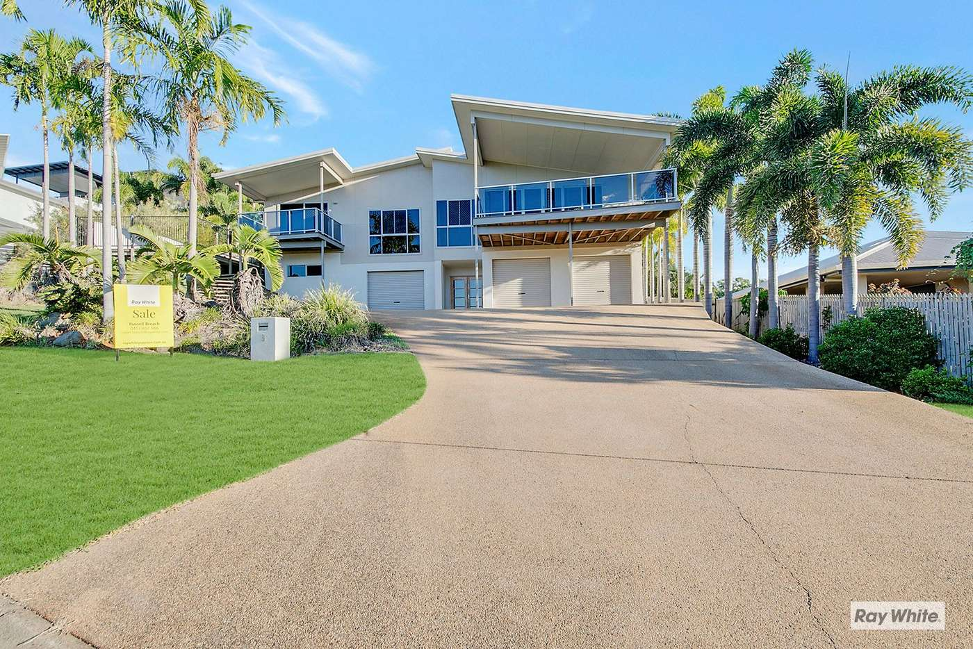 Main view of Homely house listing, 8 Letchford Court, Pacific Heights QLD 4703