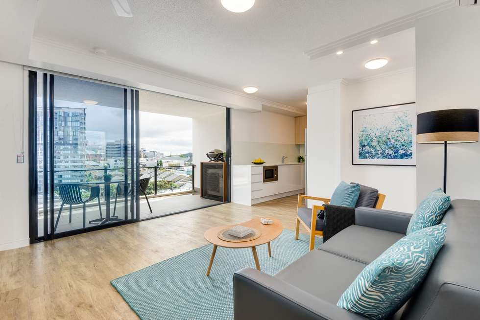 Second view of Homely apartment listing, 701/398 St Pauls Terrace, Fortitude Valley QLD 4006