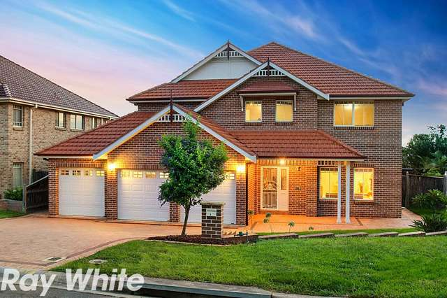 1 Lodgeworth Place, Castle Hill NSW 2154