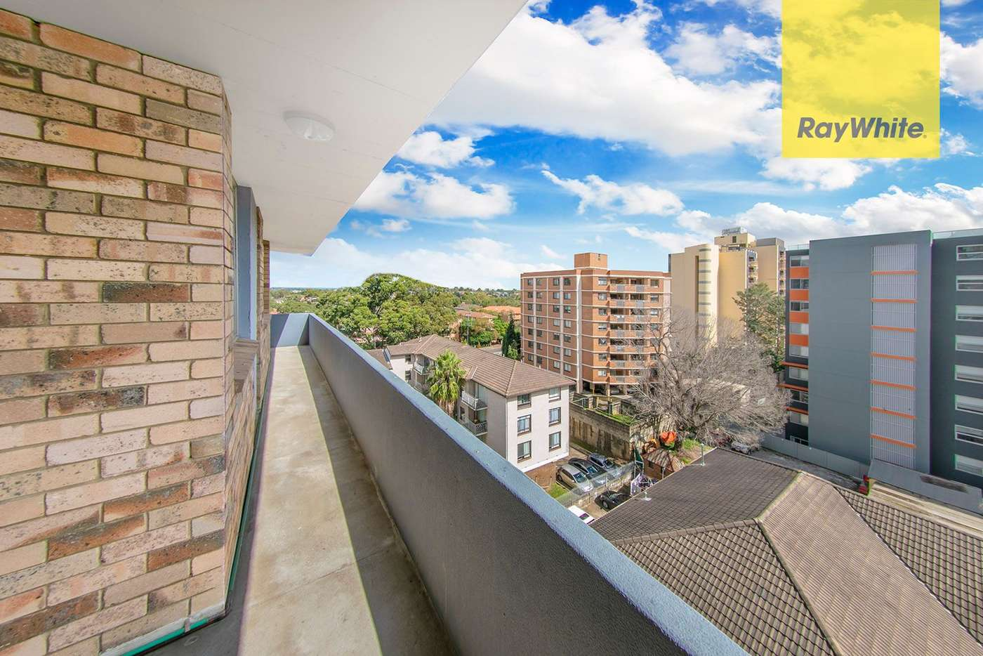 Sixth view of Homely apartment listing, 24/43 Campbell Street, Parramatta NSW 2150