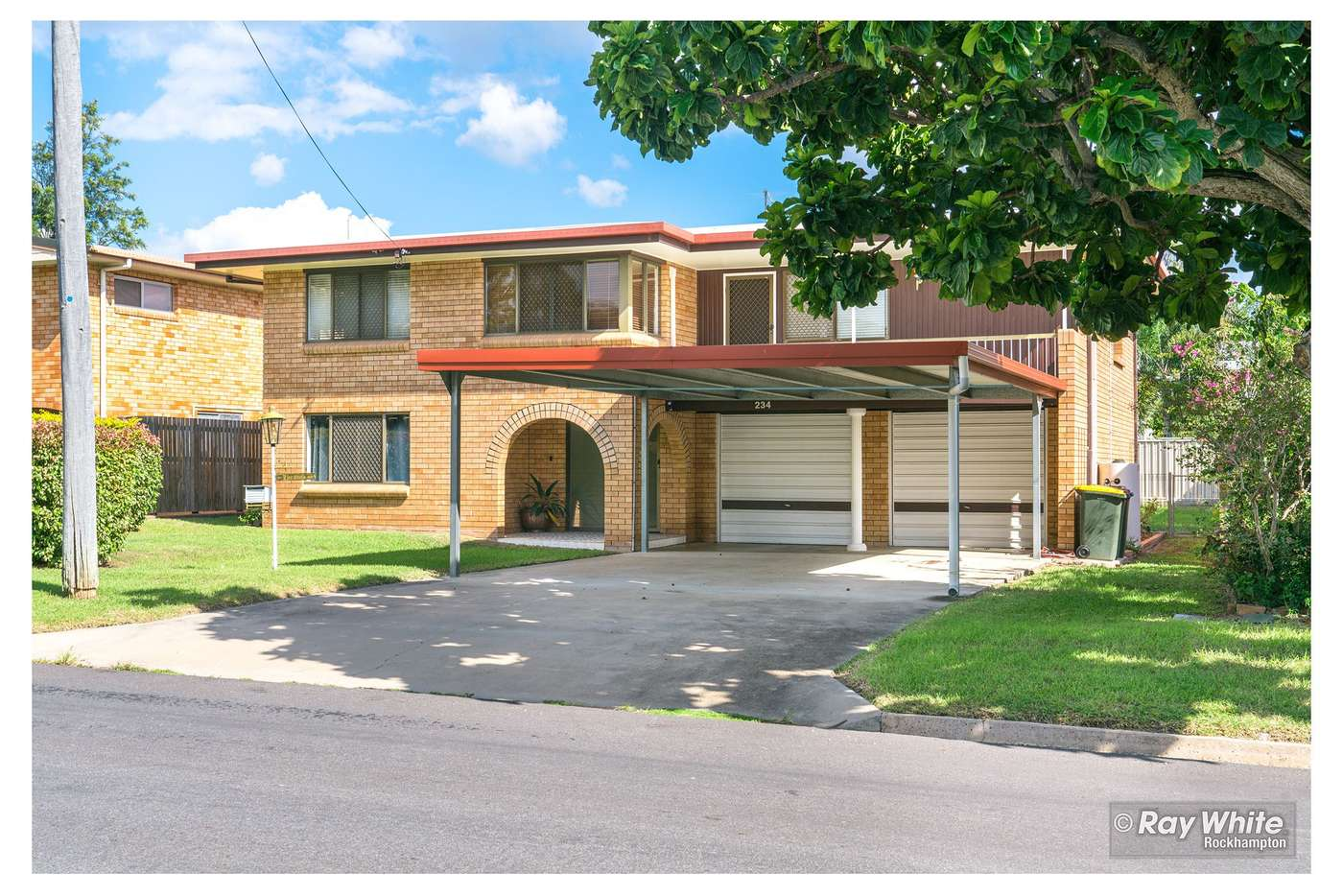 Main view of Homely house listing, 234 Flowers Avenue, Frenchville QLD 4701