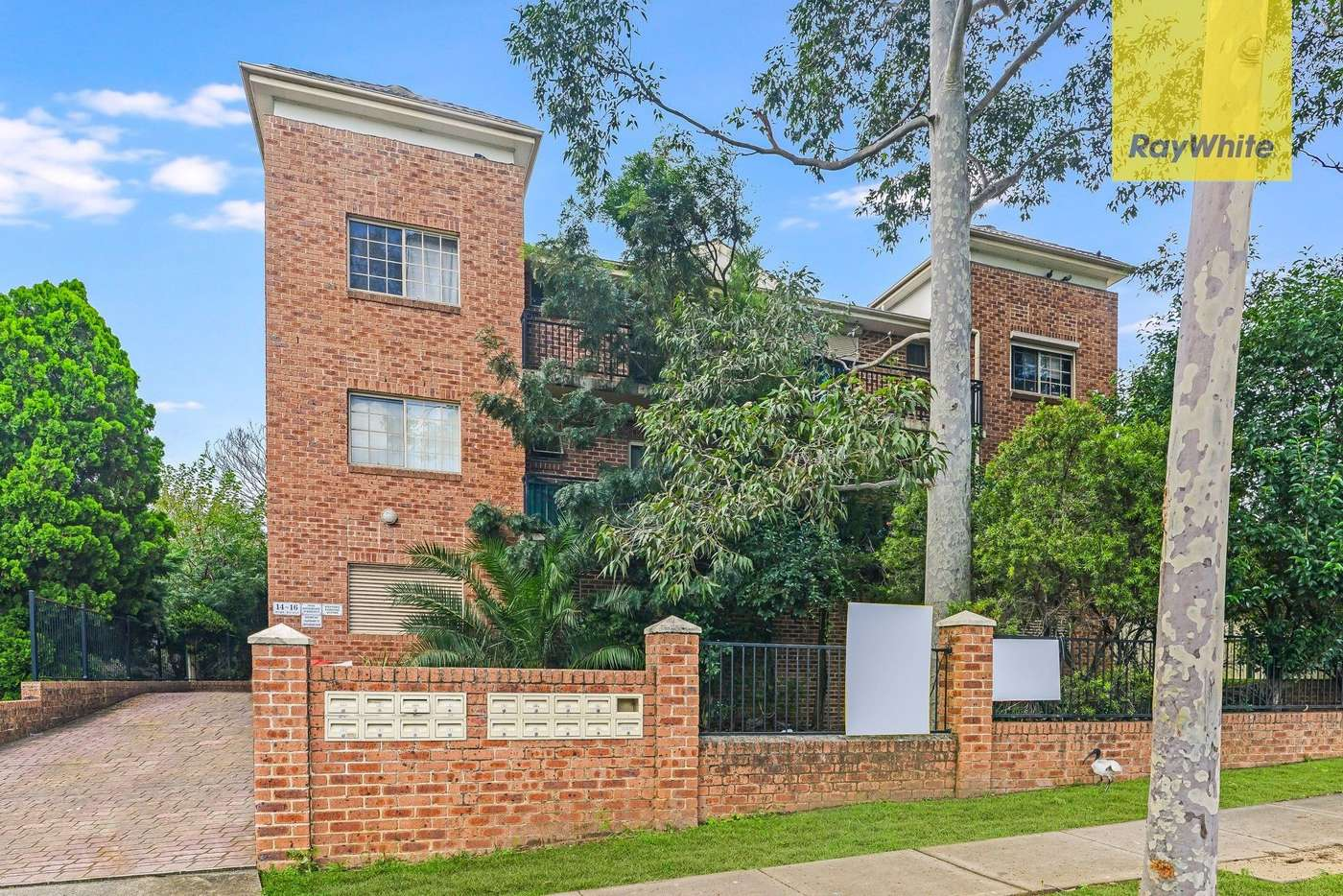 Main view of Homely unit listing, 7/14-16 High Street, Granville NSW 2142