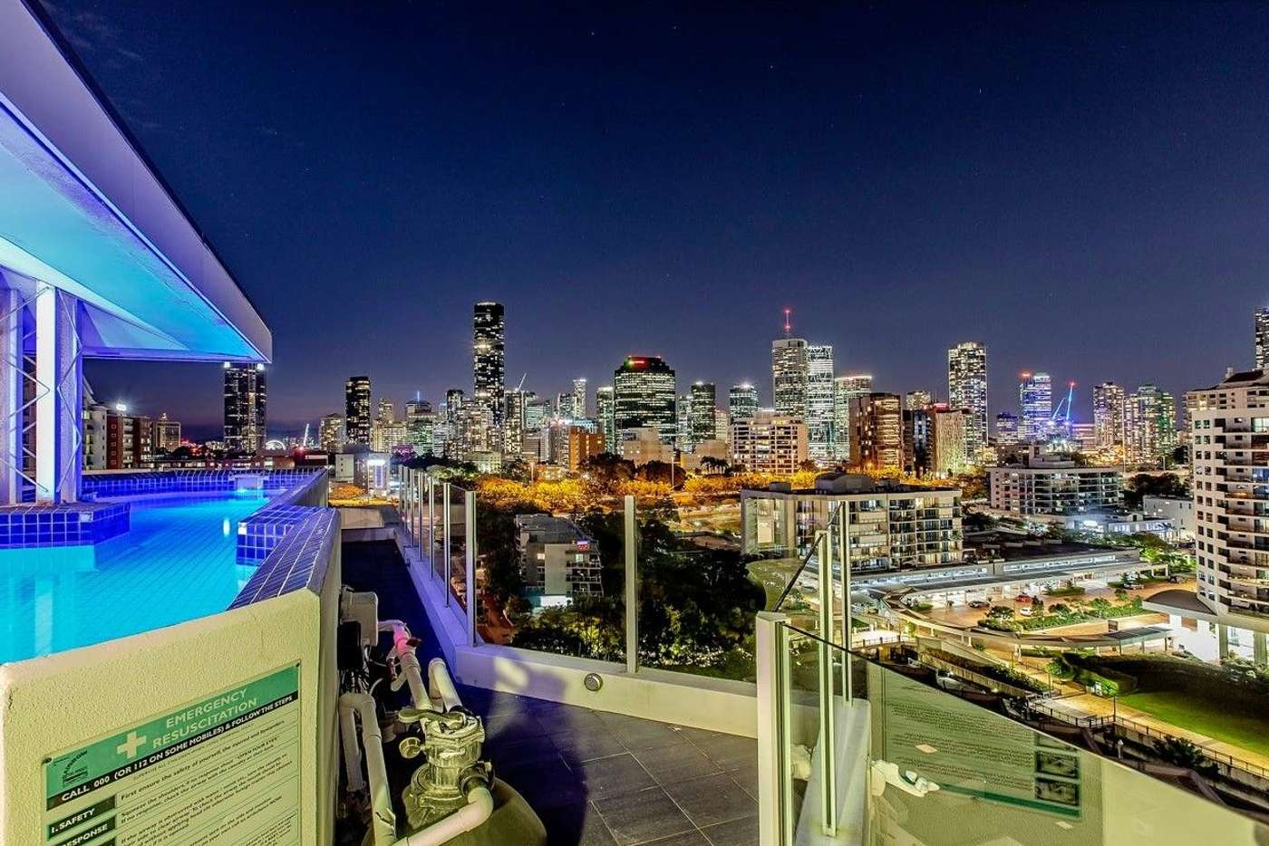 Main view of Homely apartment listing, 1 O'Connell Street, Kangaroo Point QLD 4169