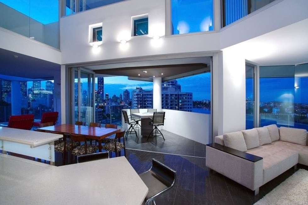 Second view of Homely apartment listing, 1 O'Connell Street, Kangaroo Point QLD 4169