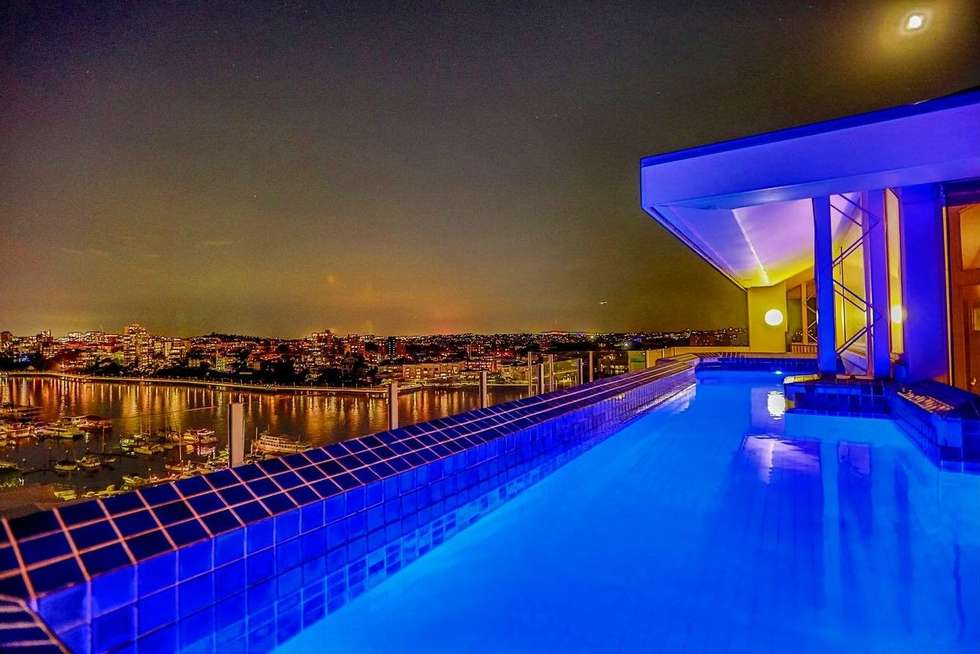 Third view of Homely apartment listing, 1 O'Connell Street, Kangaroo Point QLD 4169