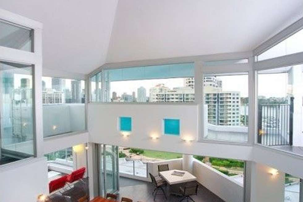 Fourth view of Homely apartment listing, 1 O'Connell Street, Kangaroo Point QLD 4169