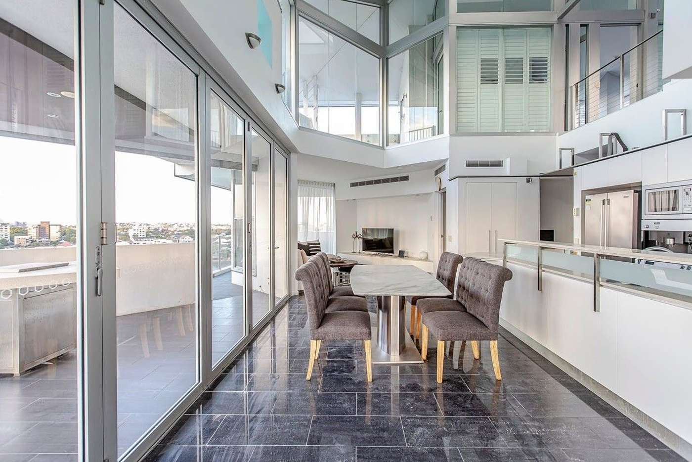 Sixth view of Homely apartment listing, 1 O'Connell Street, Kangaroo Point QLD 4169
