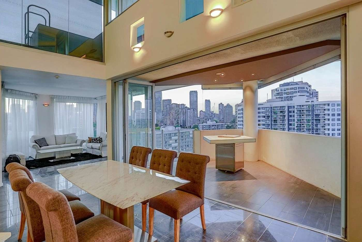 Seventh view of Homely apartment listing, 1 O'Connell Street, Kangaroo Point QLD 4169