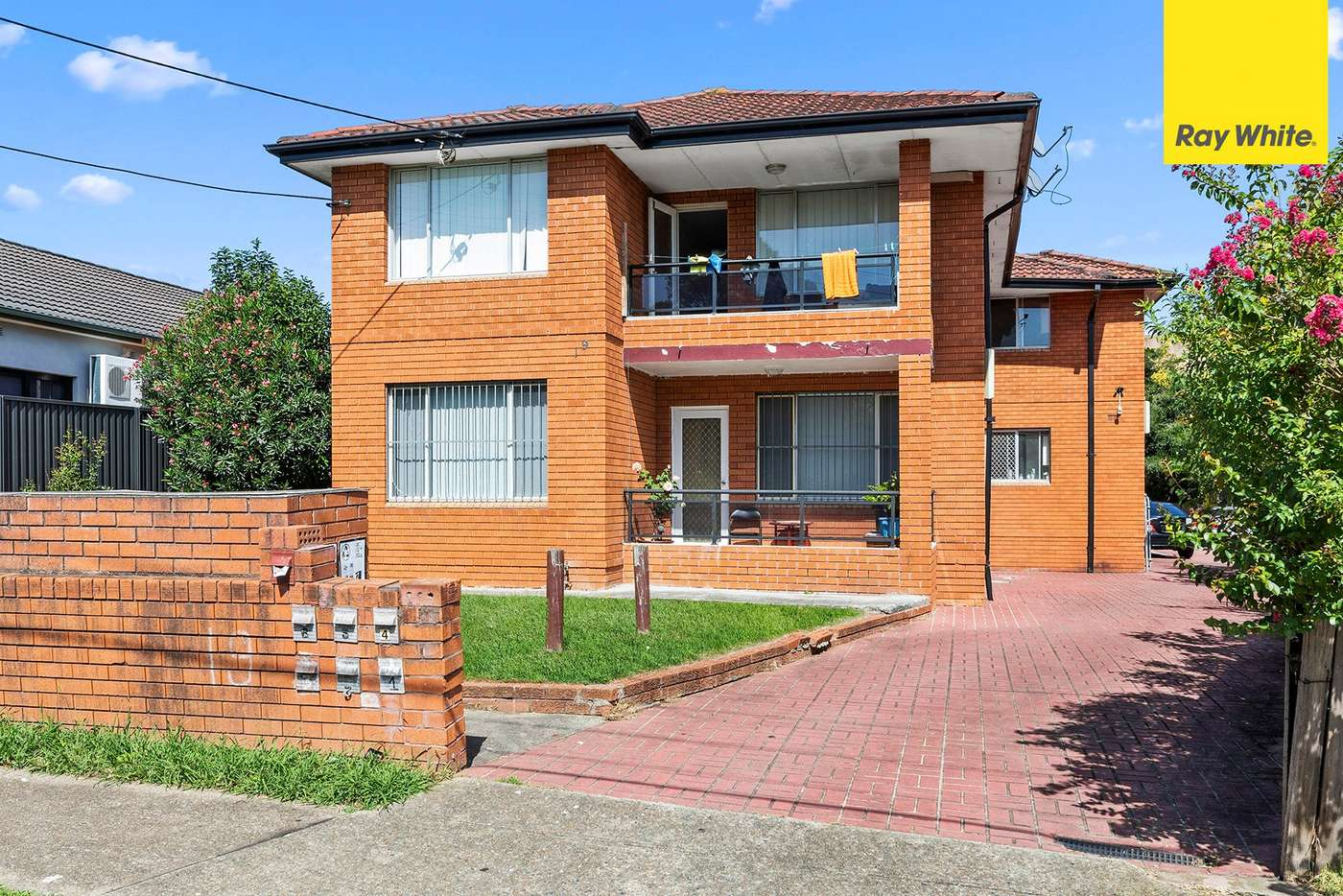 Main view of Homely unit listing, 6/19 Dudley Street, Punchbowl NSW 2196
