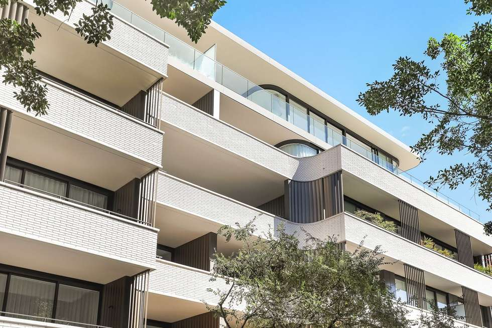 Second view of Homely apartment listing, B302/20-26 Cross Street, Double Bay NSW 2028