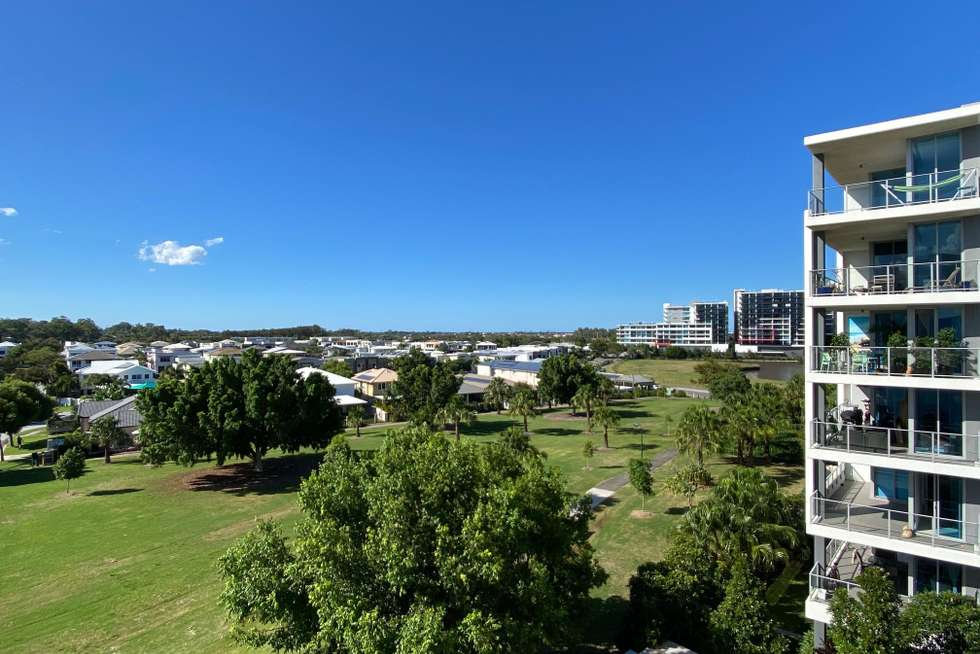 Third view of Homely apartment listing, 407/3 Compass Drive, Biggera Waters QLD 4216