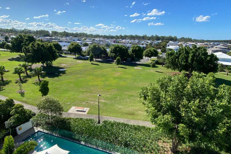 Fourth view of Homely apartment listing, 407/3 Compass Drive, Biggera Waters QLD 4216