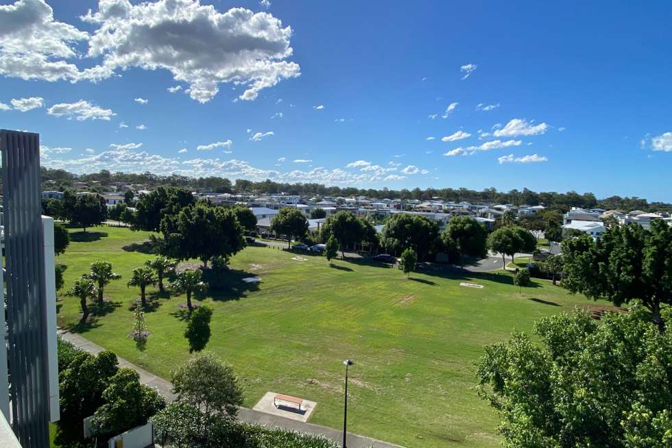 Fifth view of Homely apartment listing, 407/3 Compass Drive, Biggera Waters QLD 4216