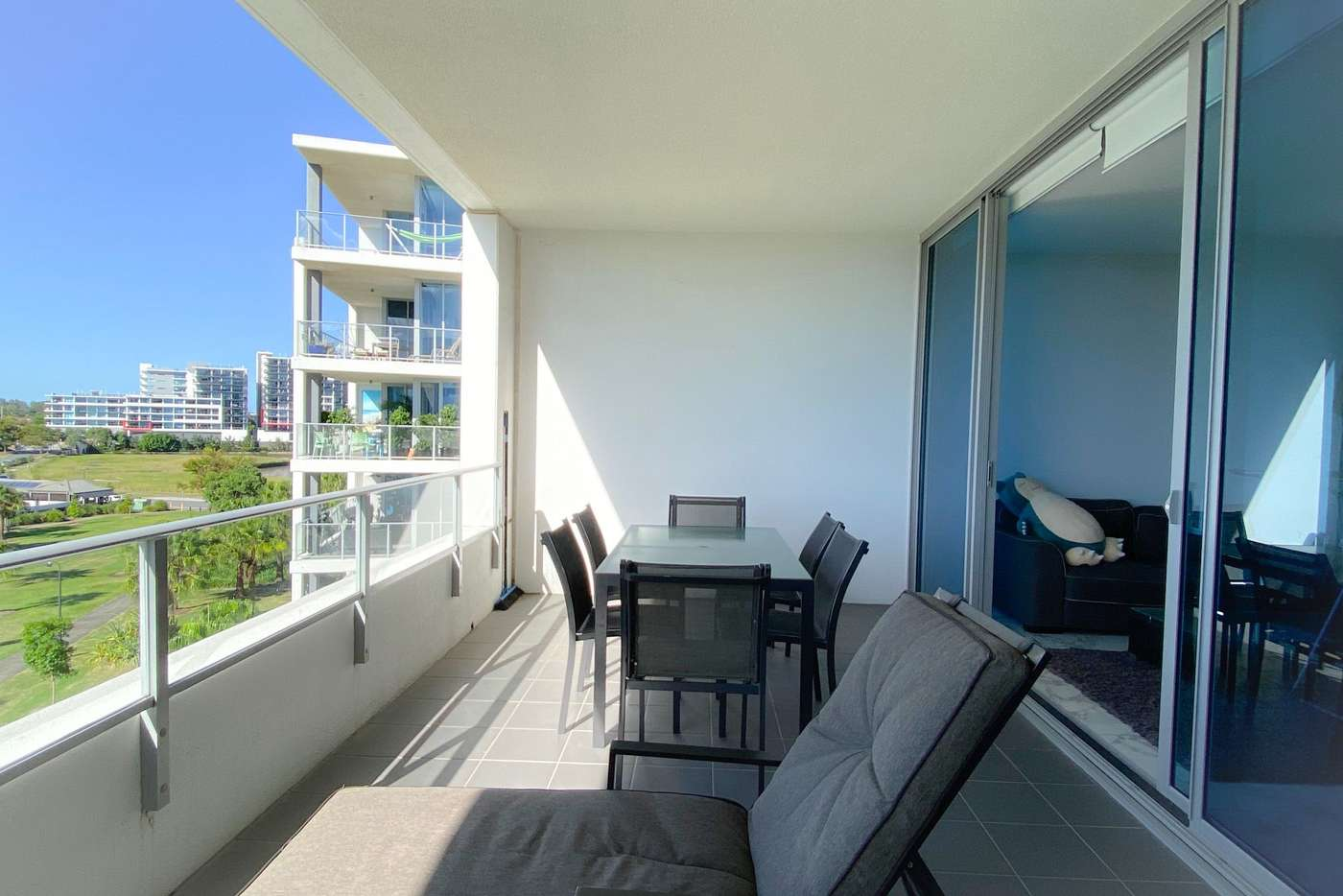 Sixth view of Homely apartment listing, 407/3 Compass Drive, Biggera Waters QLD 4216