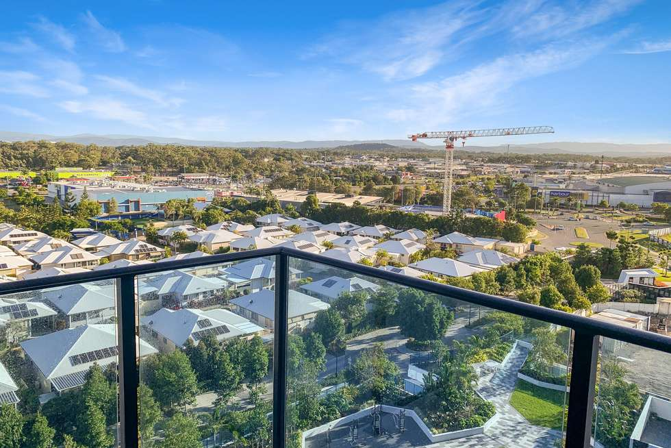 Second view of Homely apartment listing, 4812/5 Harbour Side Court, Biggera Waters QLD 4216