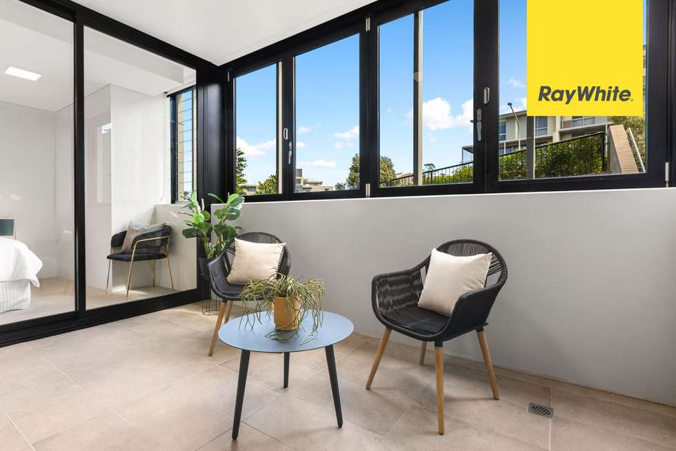 Fourth view of Homely apartment listing, 101/62 Mobbs Lane, Eastwood NSW 2122
