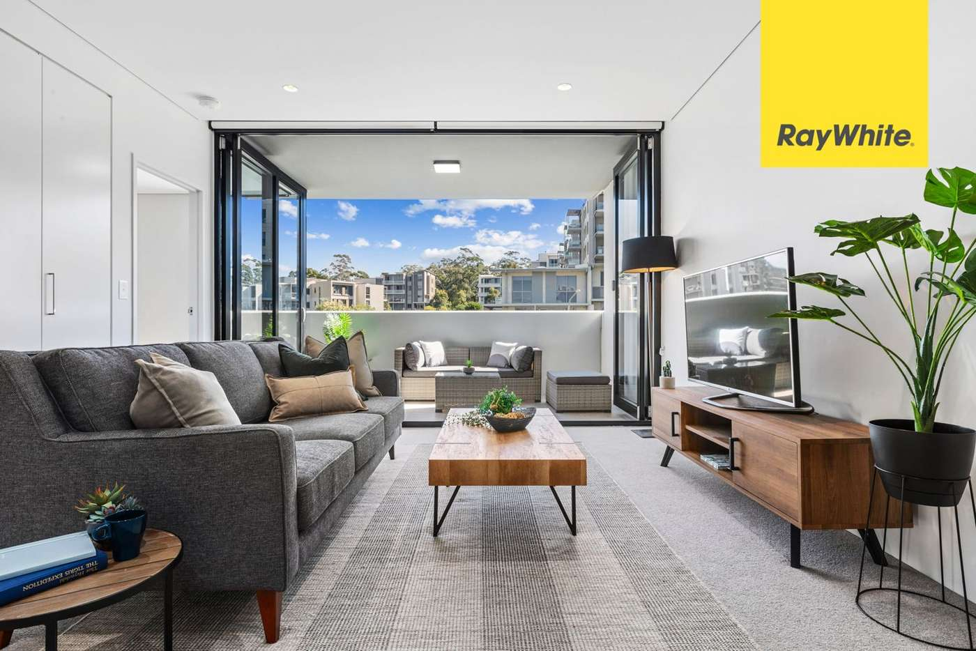 Main view of Homely apartment listing, 302/62 Mobbs Lane, Eastwood NSW 2122