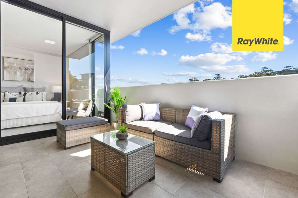 Fourth view of Homely apartment listing, 302/62 Mobbs Lane, Eastwood NSW 2122