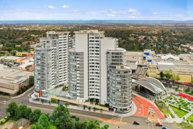 607/299-309 Old Northern Road, Castle Hill NSW 2154