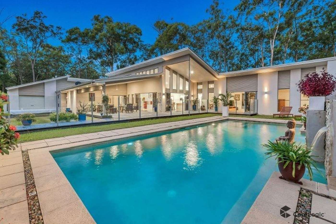 Main view of Homely acreageSemiRural listing, 29a Maiden Hair Place, Willow Vale QLD 4209