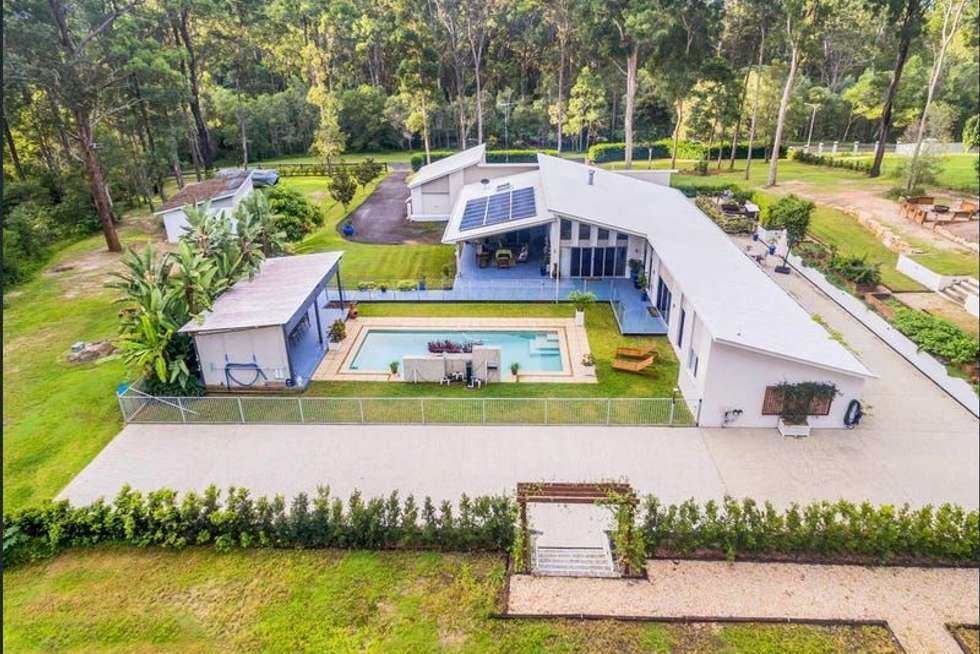 Third view of Homely acreageSemiRural listing, 29a Maiden Hair Place, Willow Vale QLD 4209