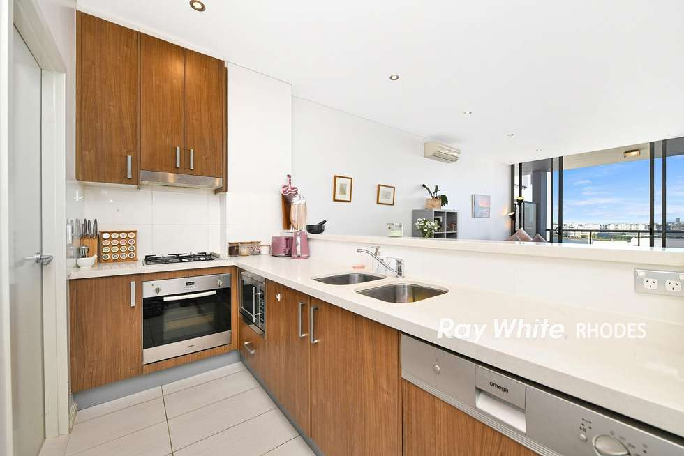 Second view of Homely apartment listing, 931/4 Marquet Street, Rhodes NSW 2138