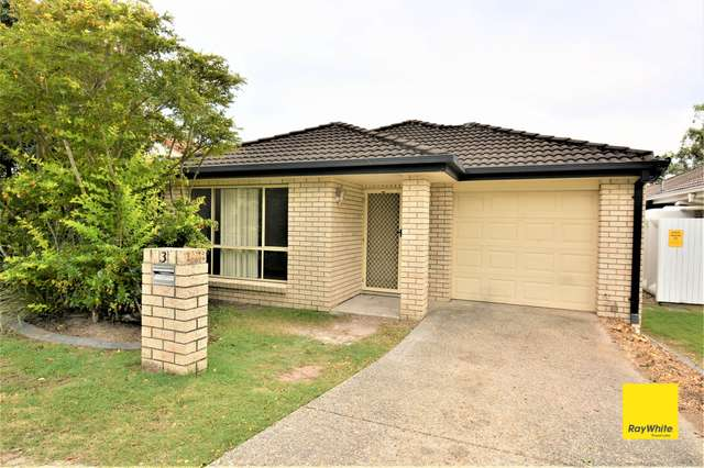 3 Purdie Place, Forest Lake QLD 4078