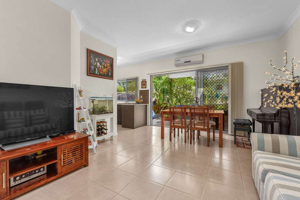 Second view of Homely townhouse listing, 3/90 Jutland Street, Oxley QLD 4075