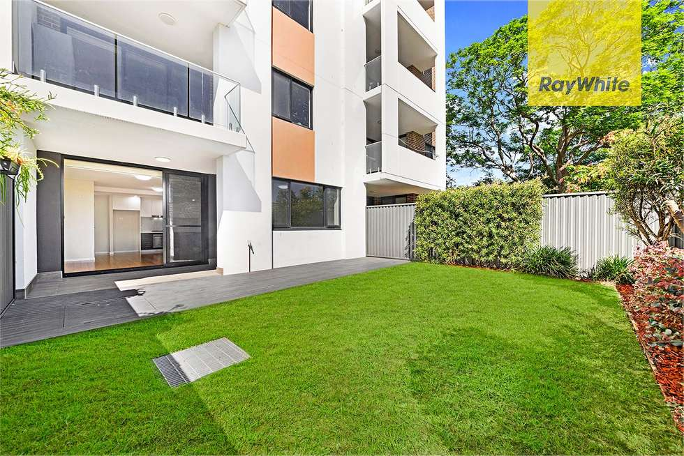 Second view of Homely unit listing, GO6/19-21 Prospect Street, Rosehill NSW 2142