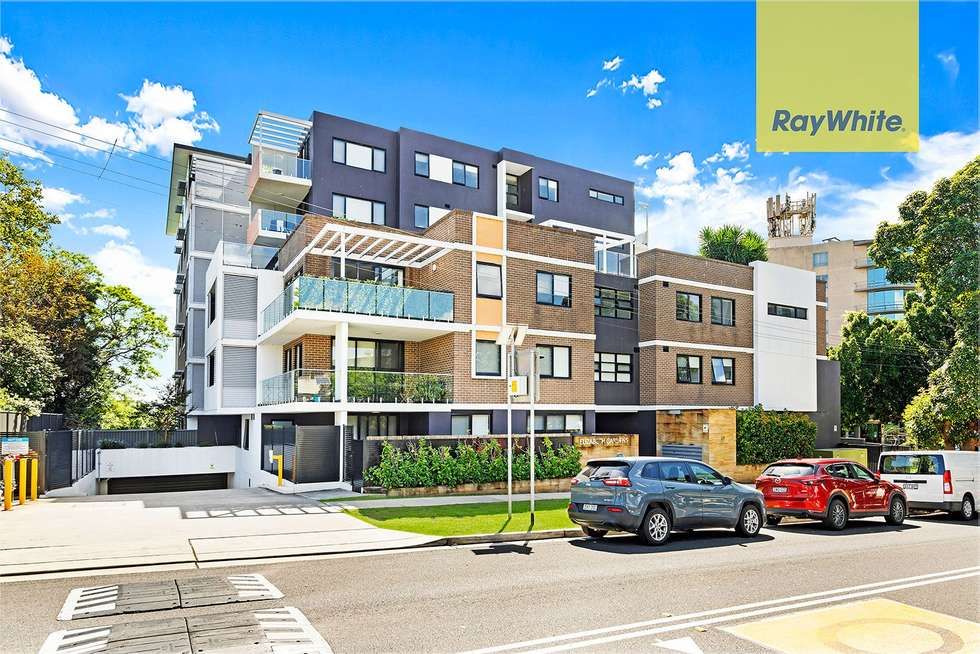Third view of Homely unit listing, GO6/19-21 Prospect Street, Rosehill NSW 2142