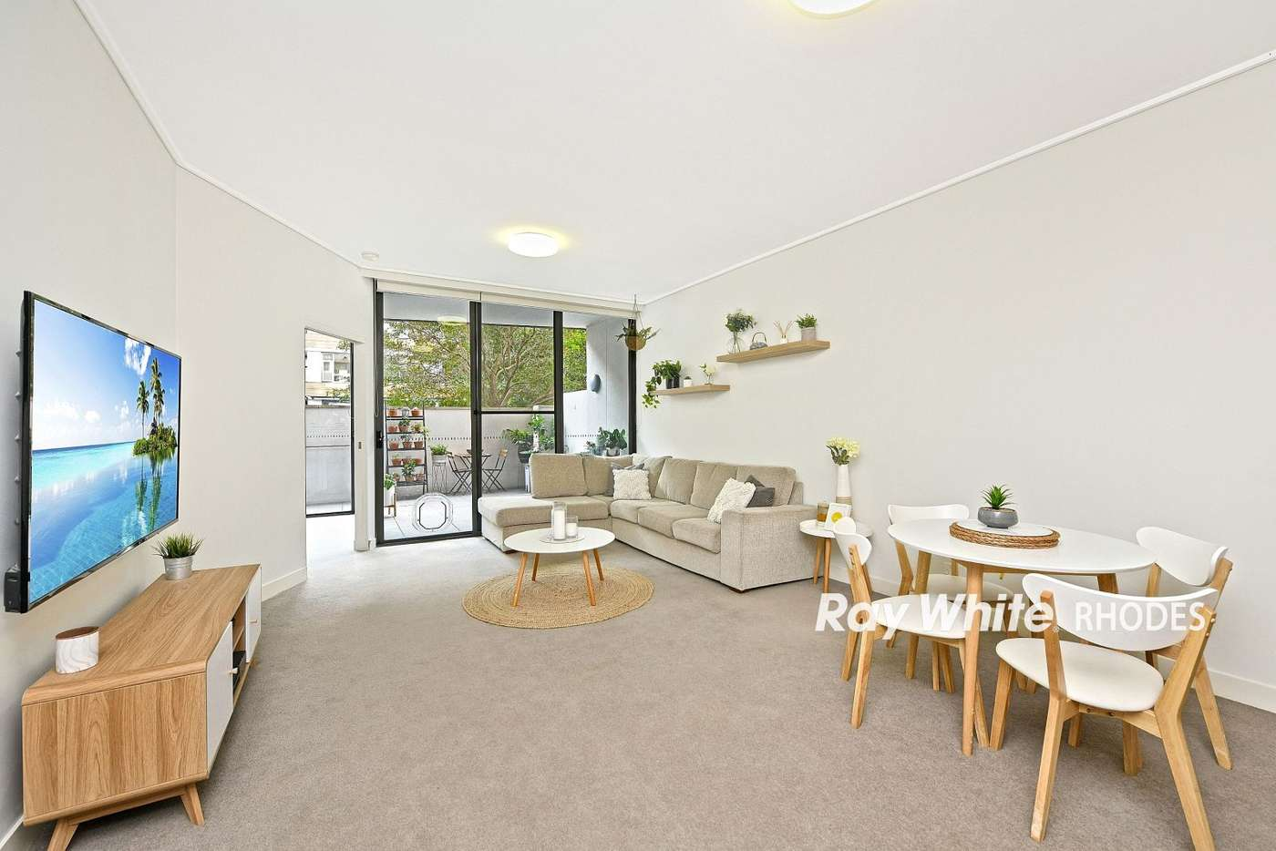Main view of Homely apartment listing, 104/13 Mary Street, Rhodes NSW 2138