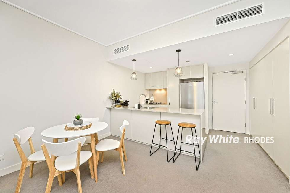 Second view of Homely apartment listing, 104/13 Mary Street, Rhodes NSW 2138