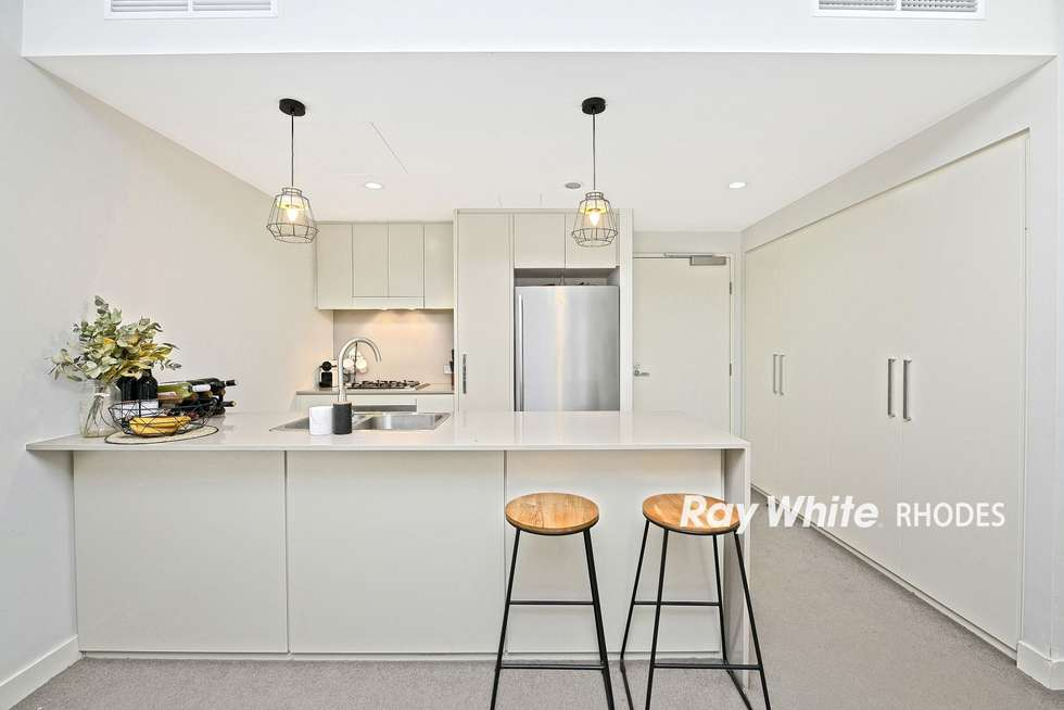 Third view of Homely apartment listing, 104/13 Mary Street, Rhodes NSW 2138