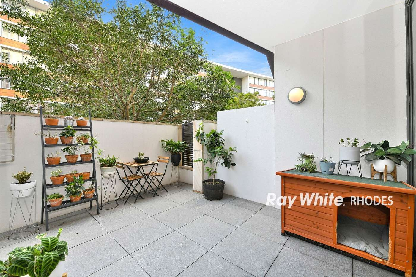 Sixth view of Homely apartment listing, 104/13 Mary Street, Rhodes NSW 2138