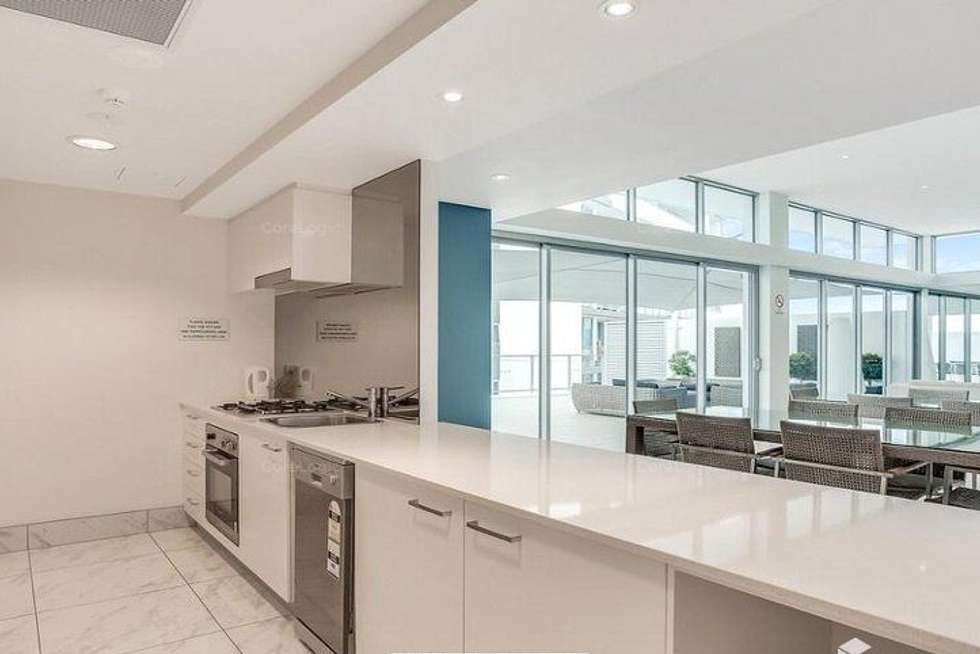 Second view of Homely apartment listing, 410/41 Harbour Town Drive, Biggera Waters QLD 4216
