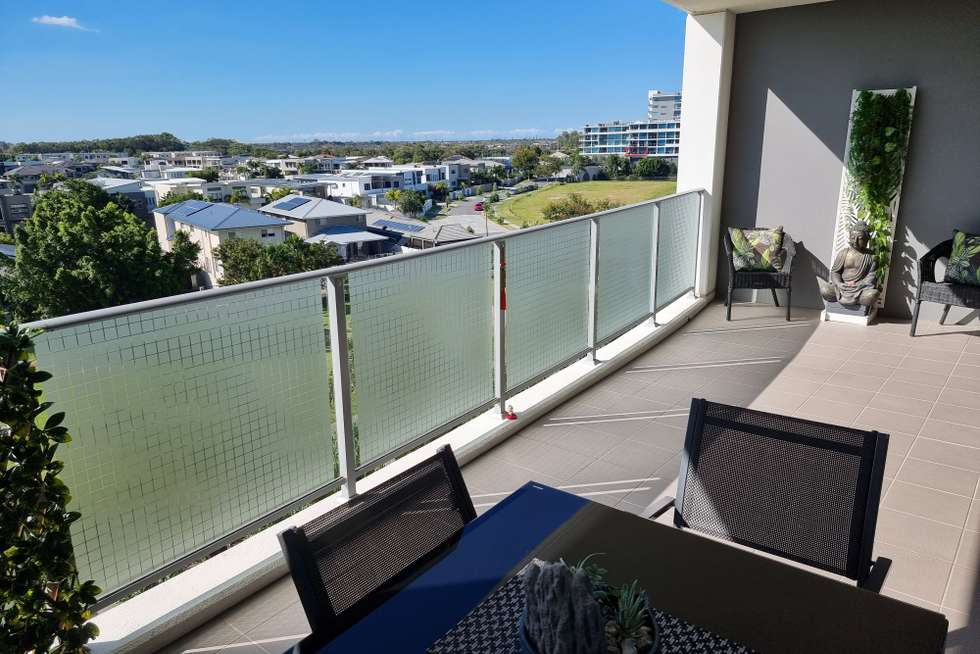 Third view of Homely apartment listing, 410/41 Harbour Town Drive, Biggera Waters QLD 4216