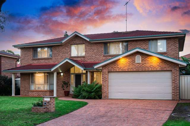 31 Crestview Avenue, Kellyville NSW 2155