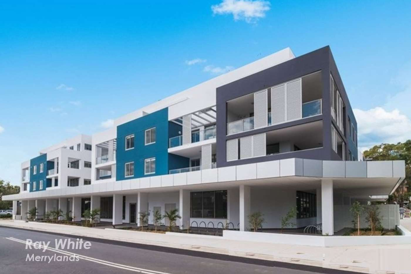 Main view of Homely unit listing, 32/23-27 Paton Street, Merrylands NSW 2160