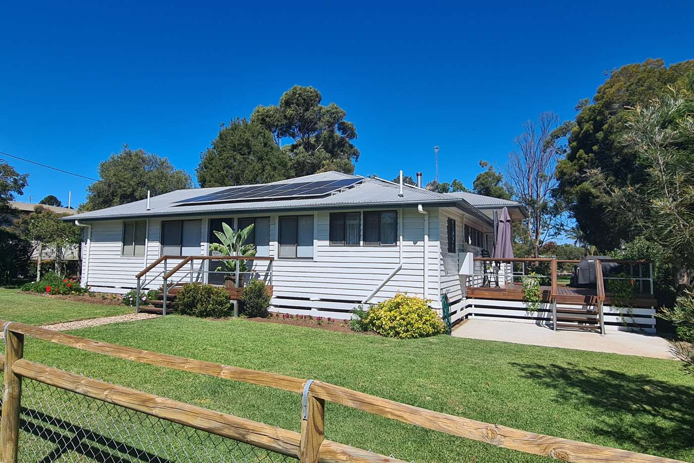 Main view of Homely house listing, 45 South Street, Crows Nest QLD 4355