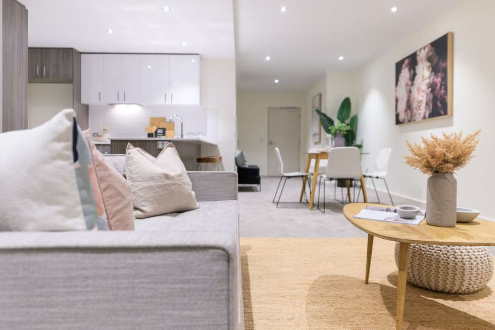 Second view of Homely apartment listing, 2/17 Wickham Street, East Perth WA 6004