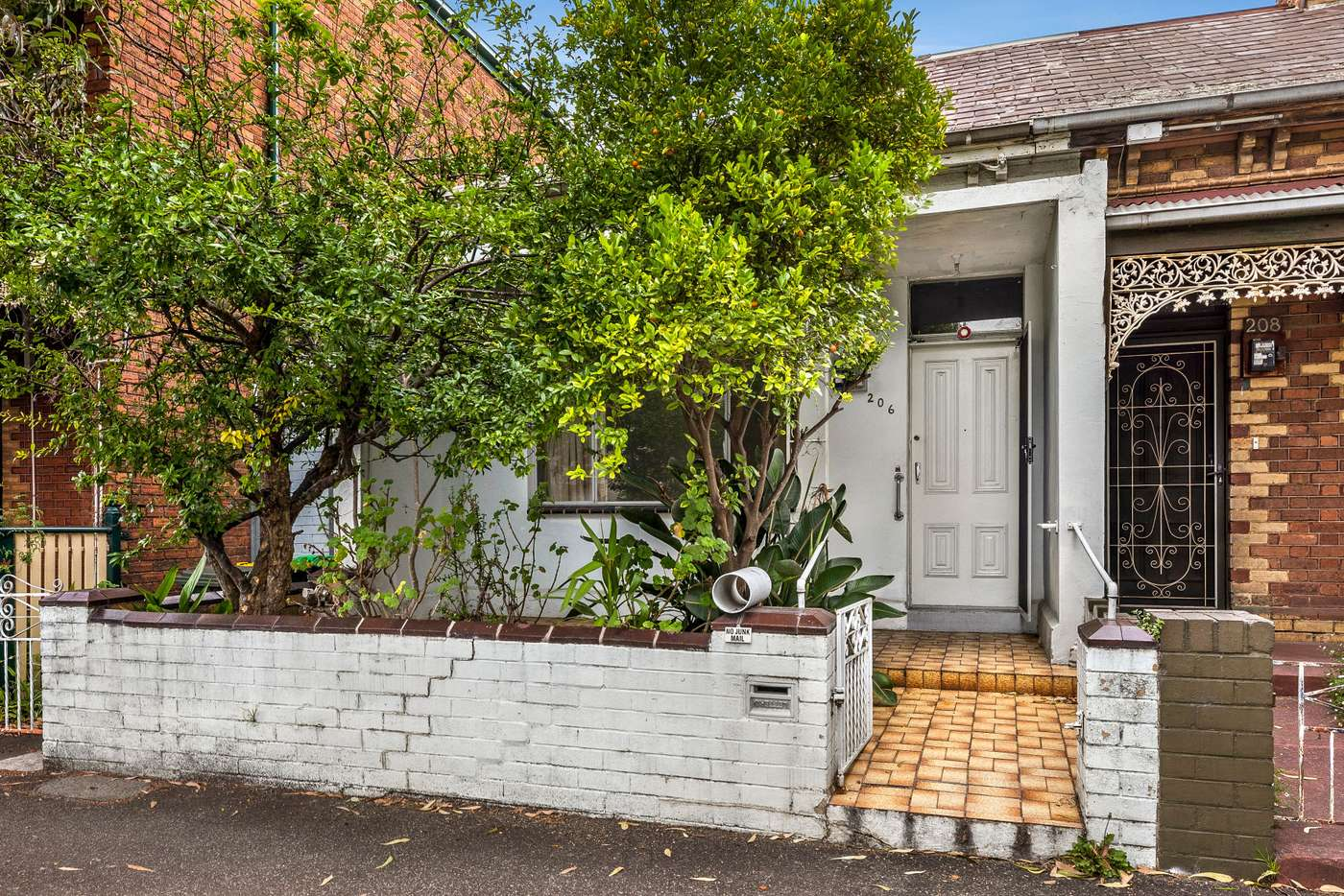 Main view of Homely house listing, 206 Barkly Street, Brunswick VIC 3056
