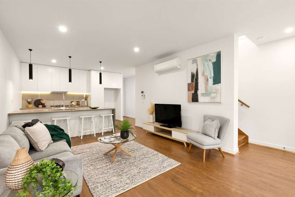 Second view of Homely townhouse listing, 566B Moreland Road, Brunswick West VIC 3055