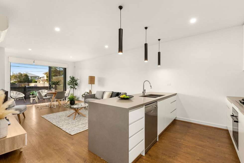Third view of Homely townhouse listing, 566B Moreland Road, Brunswick West VIC 3055