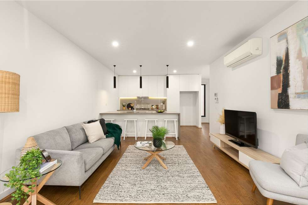 Fifth view of Homely townhouse listing, 566B Moreland Road, Brunswick West VIC 3055