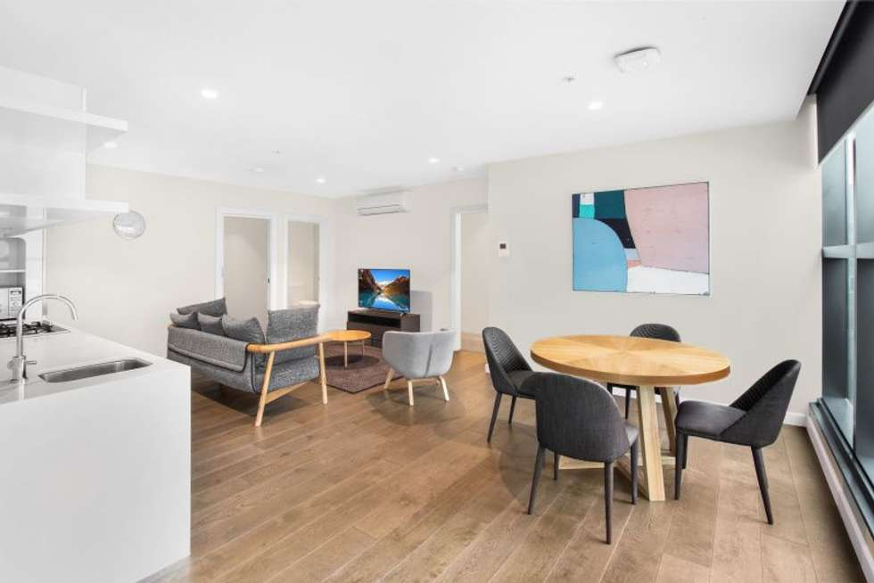 Second view of Homely house listing, M101/285 La Trobe Street, Melbourne VIC 3000
