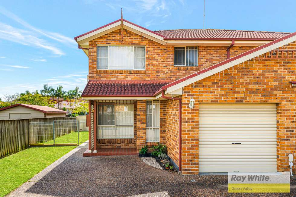 Second view of Homely house listing, 13a Snapper Close, Green Valley NSW 2168